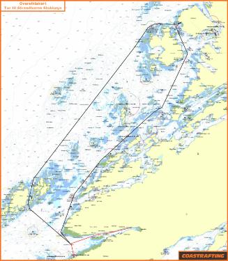 kart over stokkøya Strandbaren på Stokkøya   Coastrafting kart over stokkøya